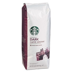 Whole Bean Coffee, Caffe Verona, 1 lb Bag
