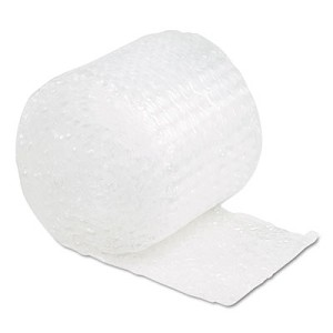 "Bubble Wrap? Cushioning Material, 1/2"" Thick, 12"" x 30 ft."